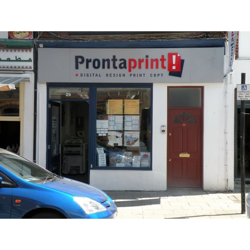 Prontaprint, Windsor | Printers & Lithographers - Yell
