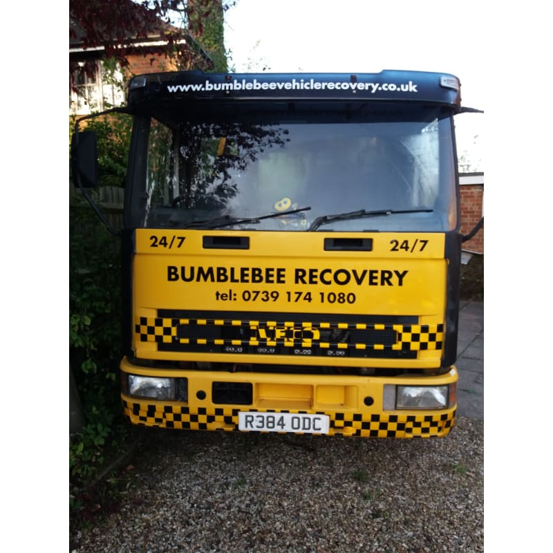 Bumble Bee Recovery, Chinnor | Breakdown Recovery - Yell