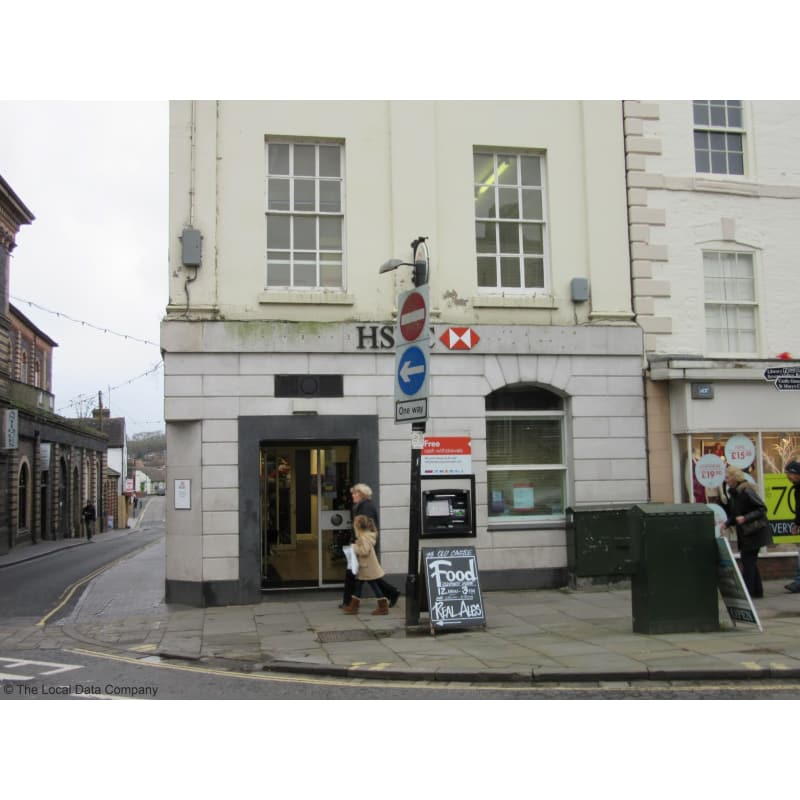 HSBC Bank plc, Bridgnorth | Banks - Yell