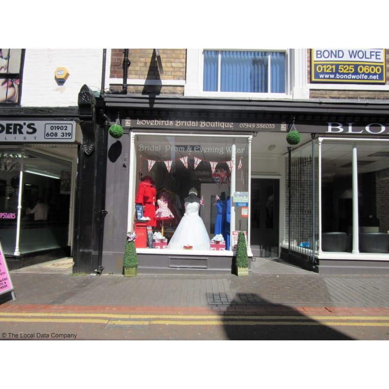 ea160427555 Lovebirds Bridal Boutique