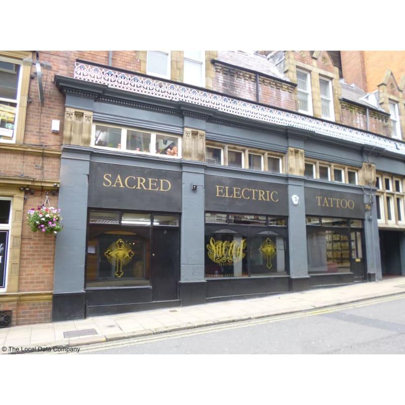 579ca79ba Sacred Electric Tattoo, Leeds | Tattooists - Yell
