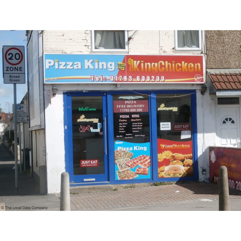 Pizza King Swindon Pizza Delivery Takeaway Yell