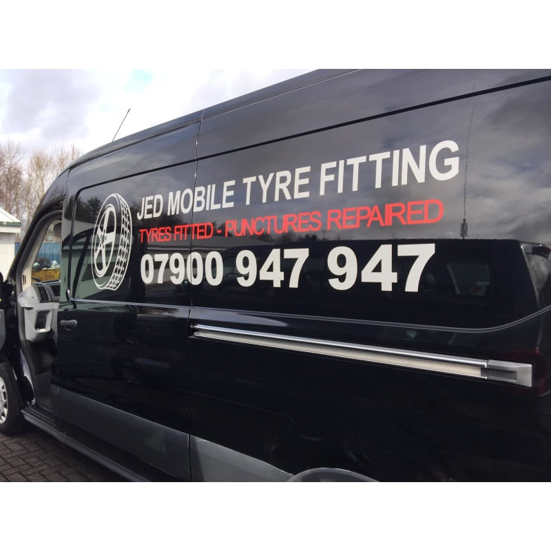 Mobile Tyre Fitting near Armadale