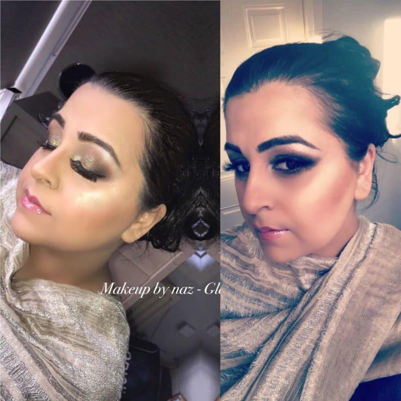 Naz Makeup Saubhaya