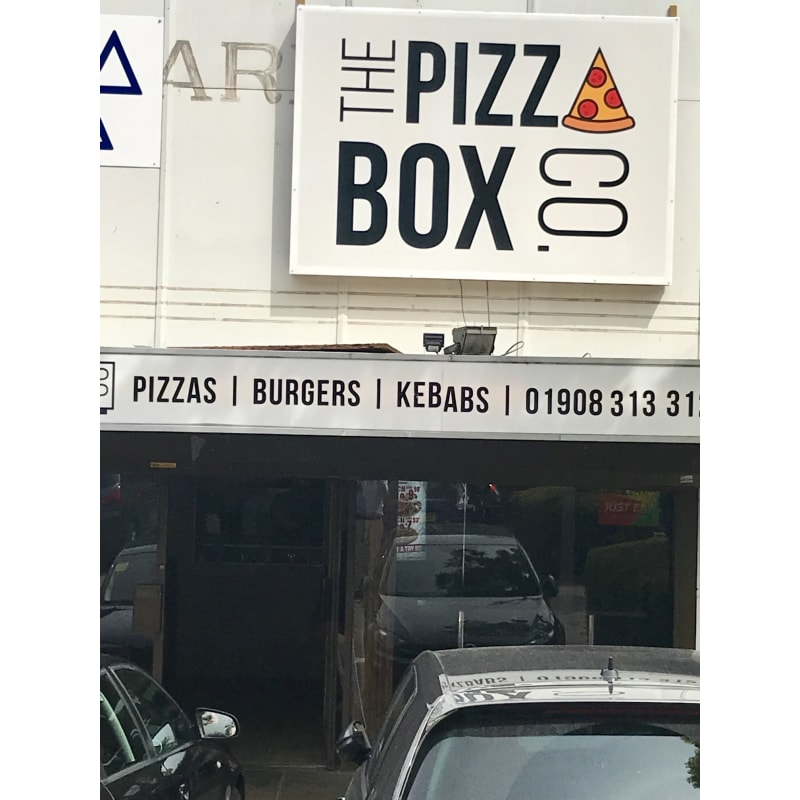 The Pizza Box Coltd Milton Keynes Pizza Delivery