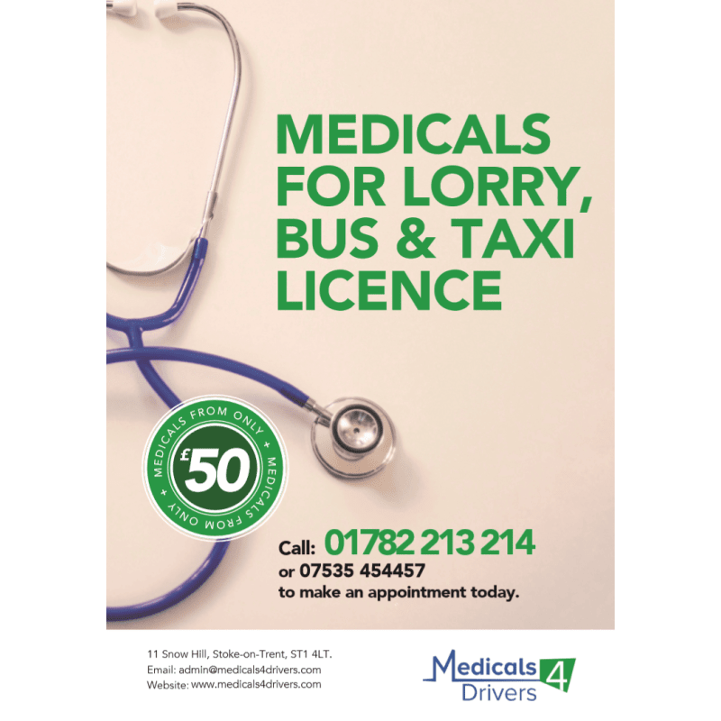 Medicals 4 Drivers, Stoke-On-Trent | Doctors (medical Practitioners