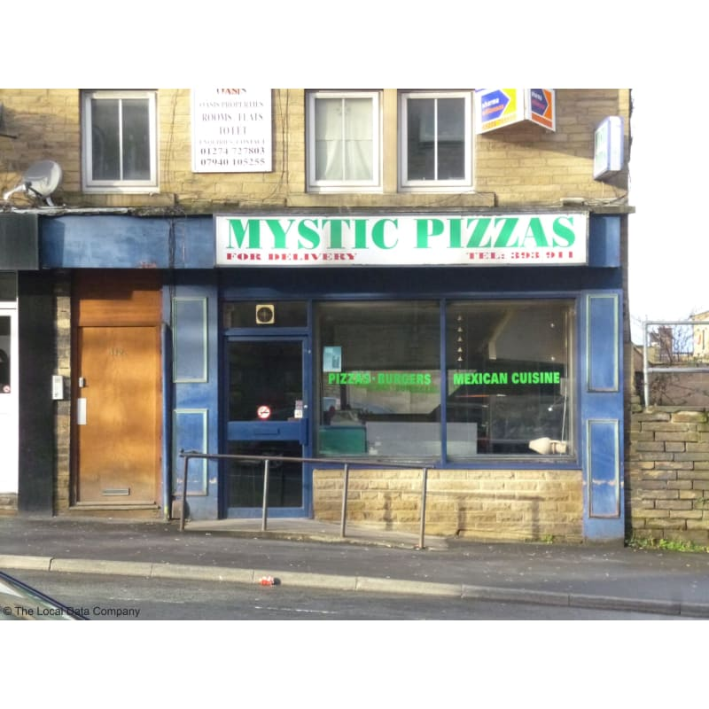 Mystic Pizza Bradford Pizza Delivery Takeaway Yell