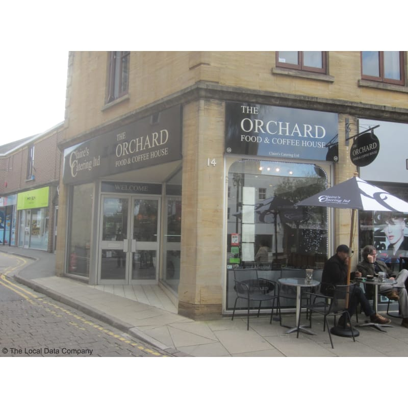 The Orchard Food Coffee House Yeovil Cafes Coffee Shops Yell
