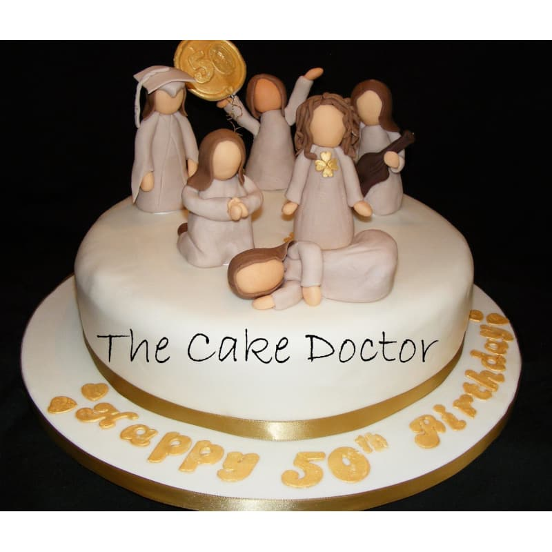 The Cake Doctor Deeside Cake Makers Decorations Yell