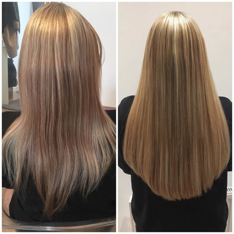 Hb3 Hair Extensions London Hairdressers Yell