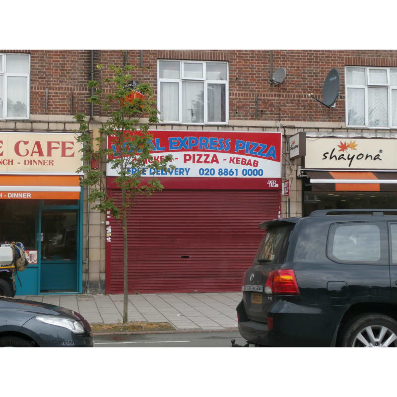 Local Express Pizza Harrow Pizza Delivery Takeaway Yell