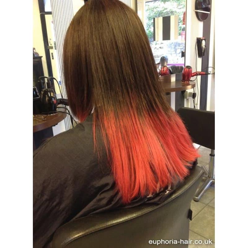 Euphoria Hair Design Beauty Bar Prestatyn Hairdressers Yell