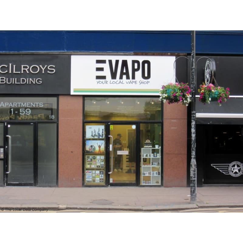 Evapo Vape Shop - Reading, Reading | Tobacconists - Yell