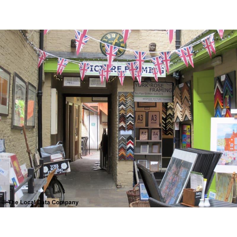 York Rose Framing, York | Picture Framers & Frame Makers - Yell