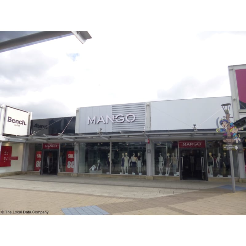 Mango Outlet Castleford Womens Clothes Yell