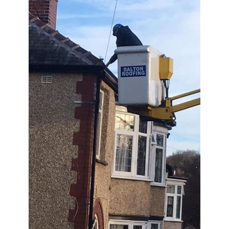 Dalton Roofing Sheffield Roofing Services Yell