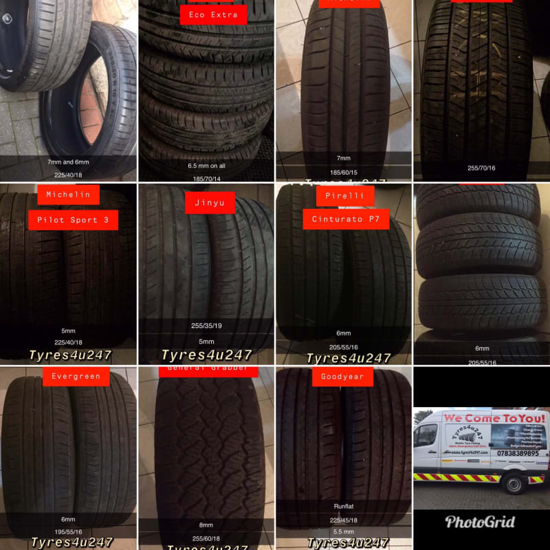 Car Tyres near Mountblow | Reviews Yell