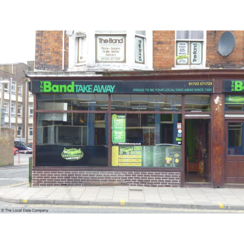The Band Takeaway Restaurant Scarborough Takeaway Food