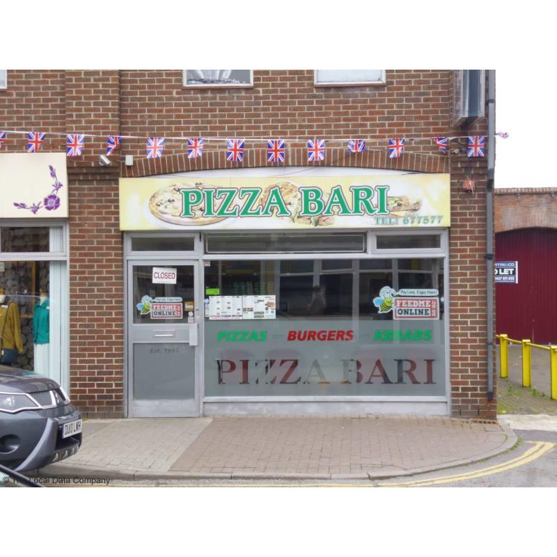 Pizza Bari Gainsborough Takeaway Food Yell