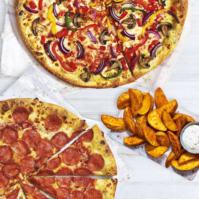 Pizza Hut Delivery London Food Drink Delivered Yell