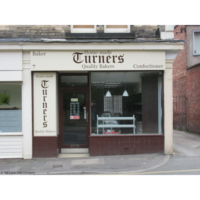 Turners Quality Bakers Ltd Sheffield Bakers