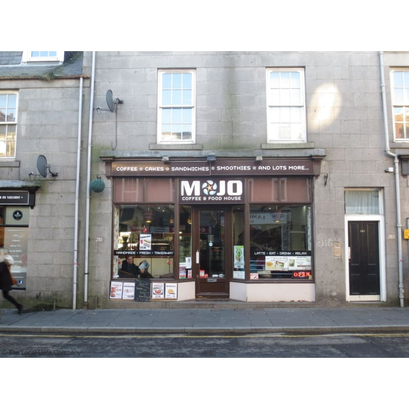 Mojo Coffee Food House Aberdeen Cafes Coffee Shops Yell