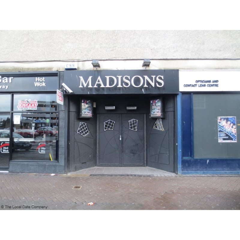 Madisons Ayr Night Clubs Yell
