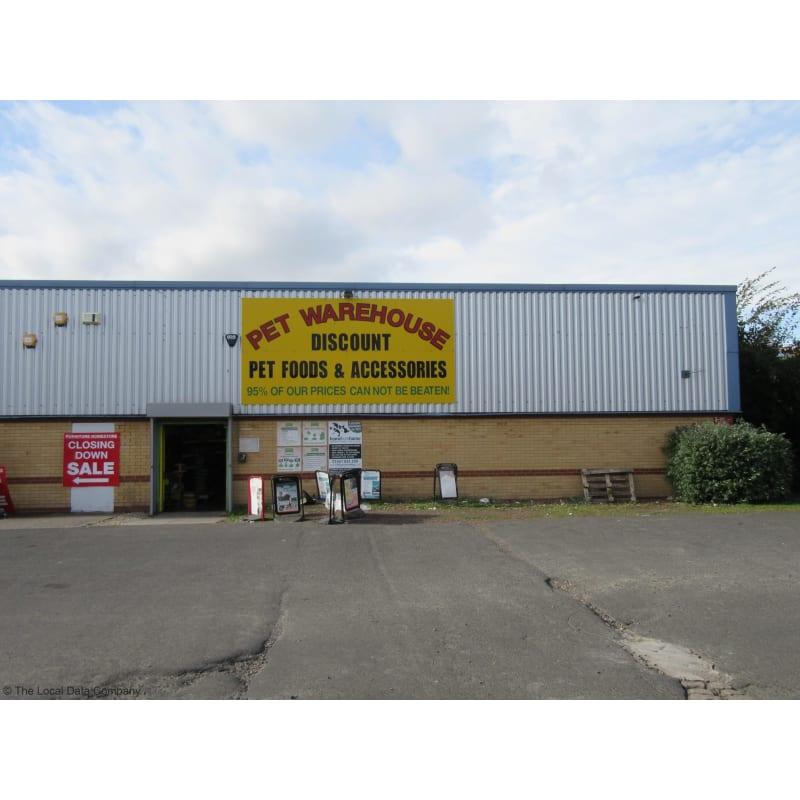 Pet Warehouse Blaydon On Tyne Pet Shops Yell