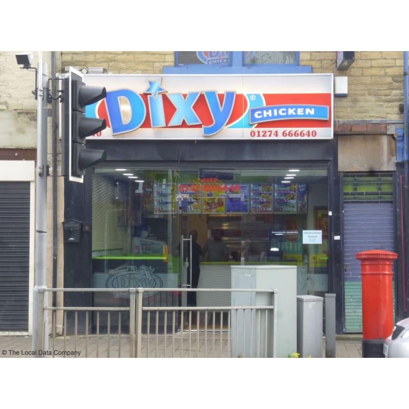 Dixy Chicken Bradford Fast Food Restaurants Yell