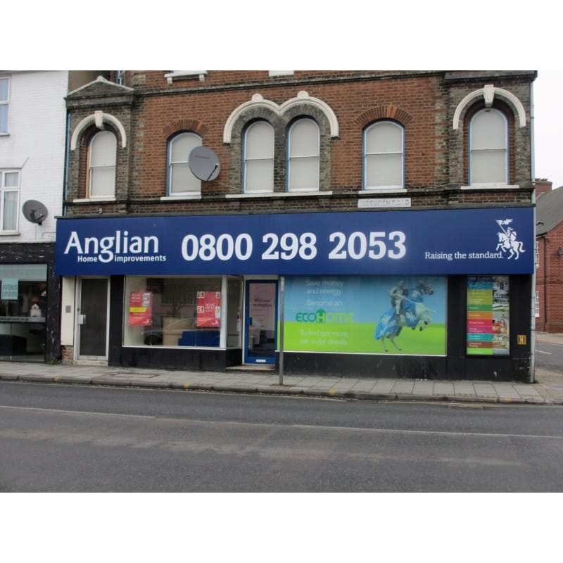 Anglian Home Improvements Ipswich Double Glazing Installers Yell
