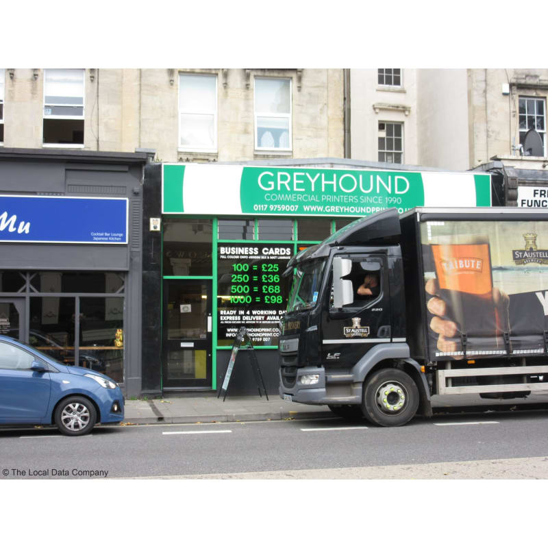 Greyhound graphics bristol copying services yell reheart Images