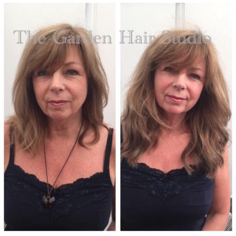 The Garden Hair Studio London Hair Extensions Yell