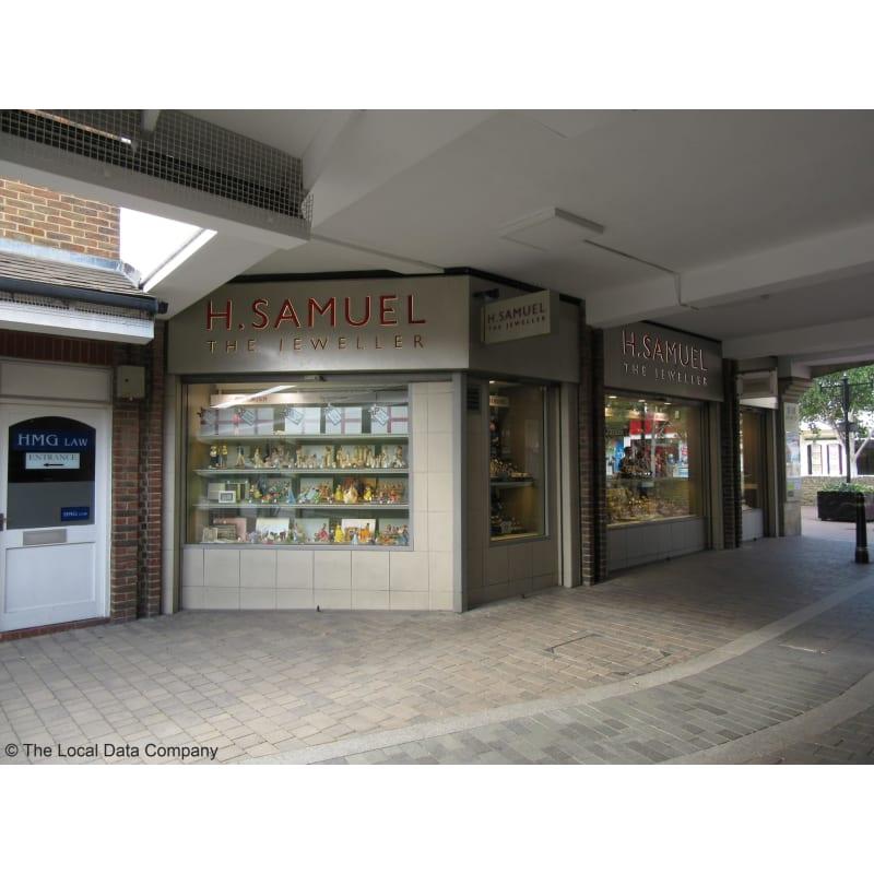 H.Samuel, Bicester   Jewellers - Yell