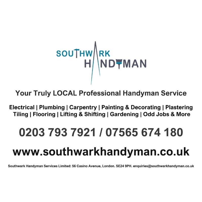 Southwark Handyman, London   Handyman Services - Yell
