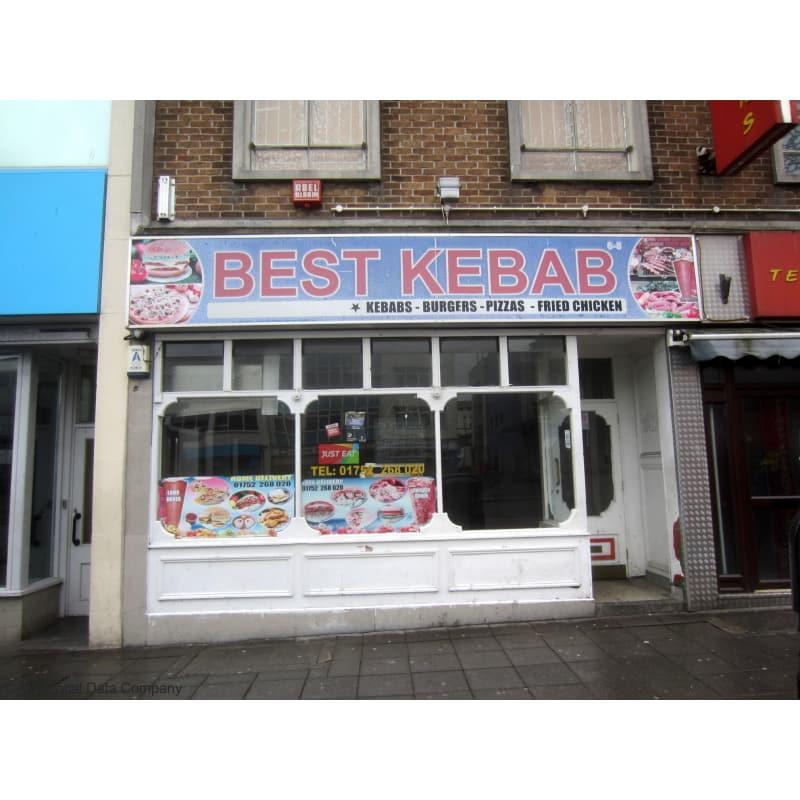 just eat kebab plymouth