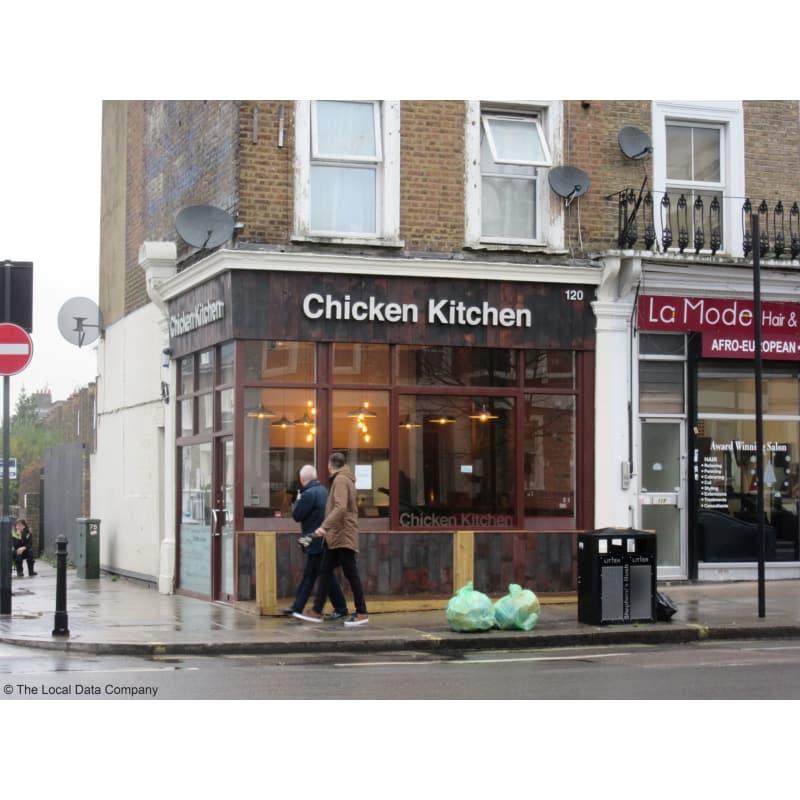 Chicken Kitchen London Fast Food Restaurants Yell