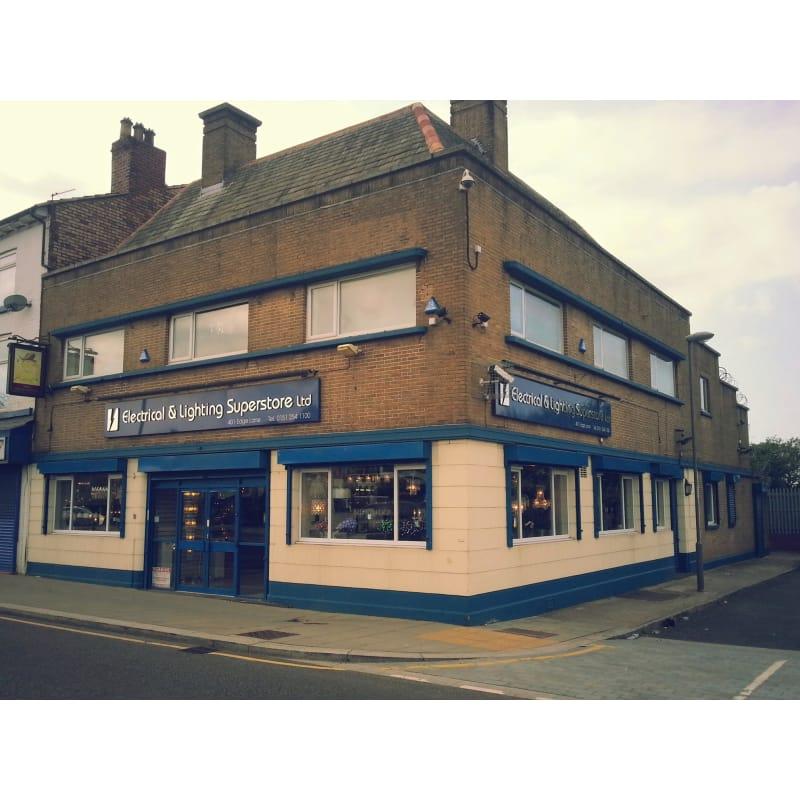 Electrical Lighting Super Ltd Liverpool