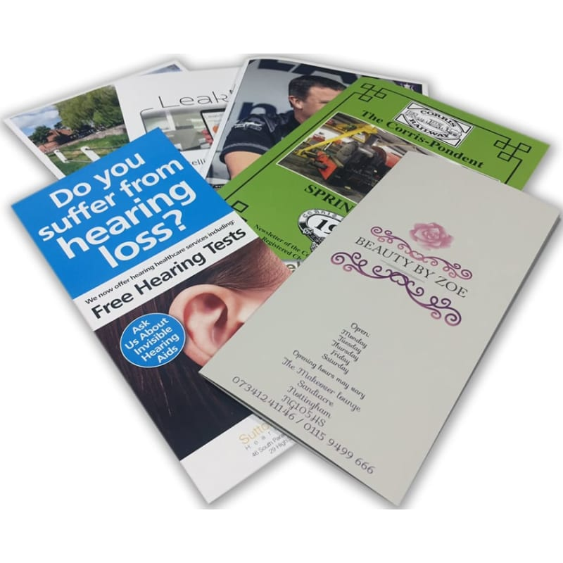 Temple Printing (Nottingham) Ltd, Nottingham | Printers