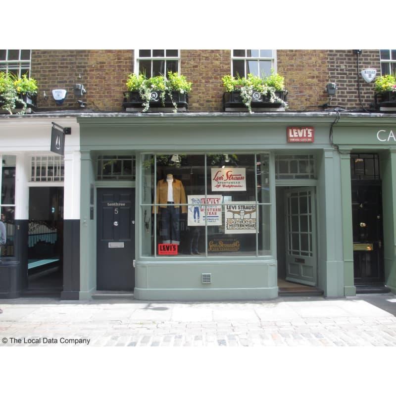 d6390e88 Levi's Vintage Clothing, London | Men's Clothes - Yell