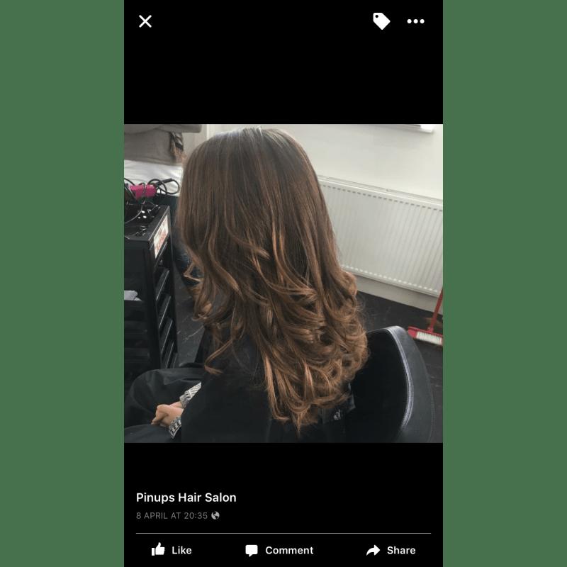 Pinups Hair Salon Weston Super Mare Hairdressers Yell