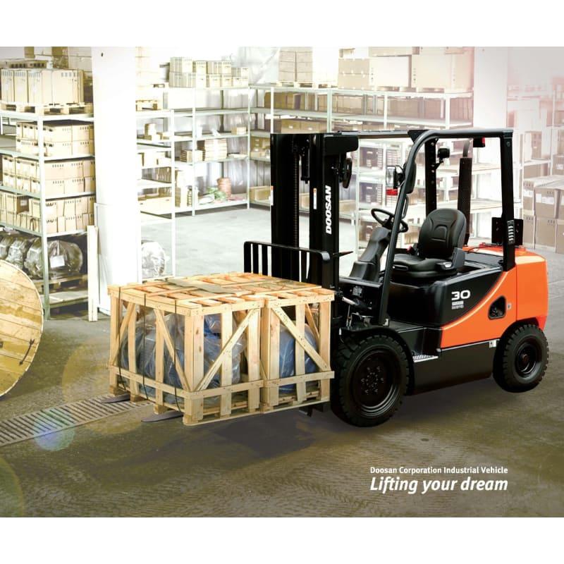 Doosan Industrial Vehicles UK Ltd, Northampton | Forklift Trucks - Yell