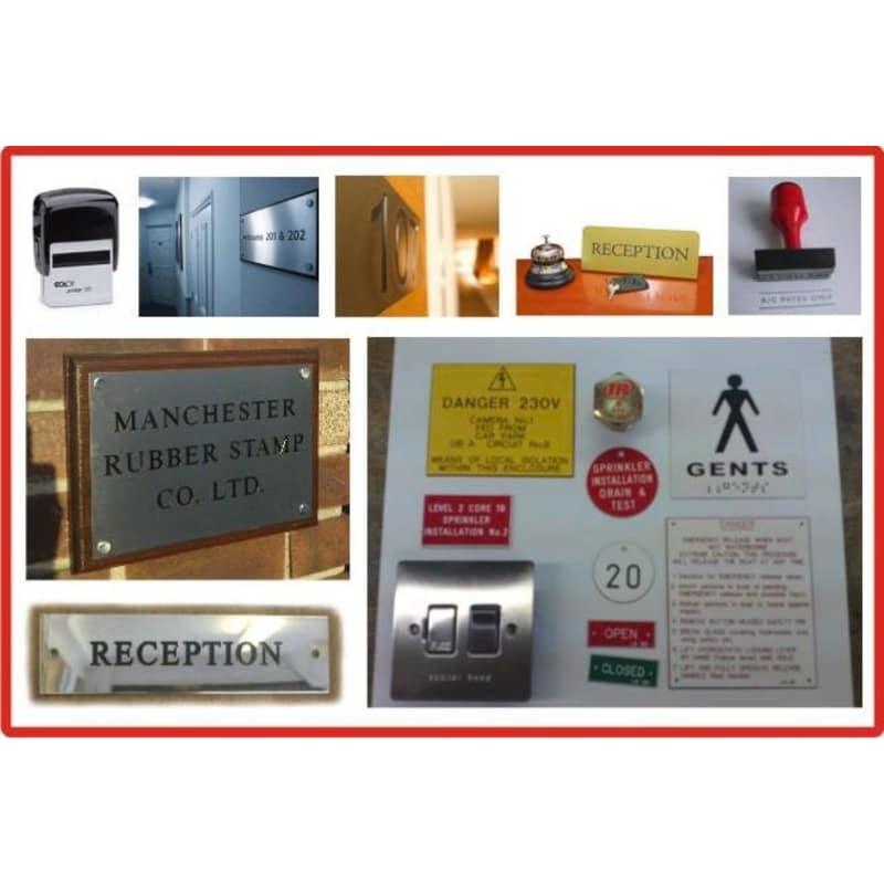 Manchester Rubber Stamp Co Ltd