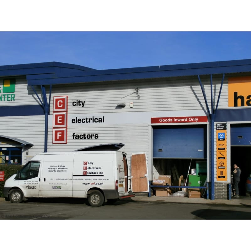 City Electrical Factors Ltd Dover Supplies Yell