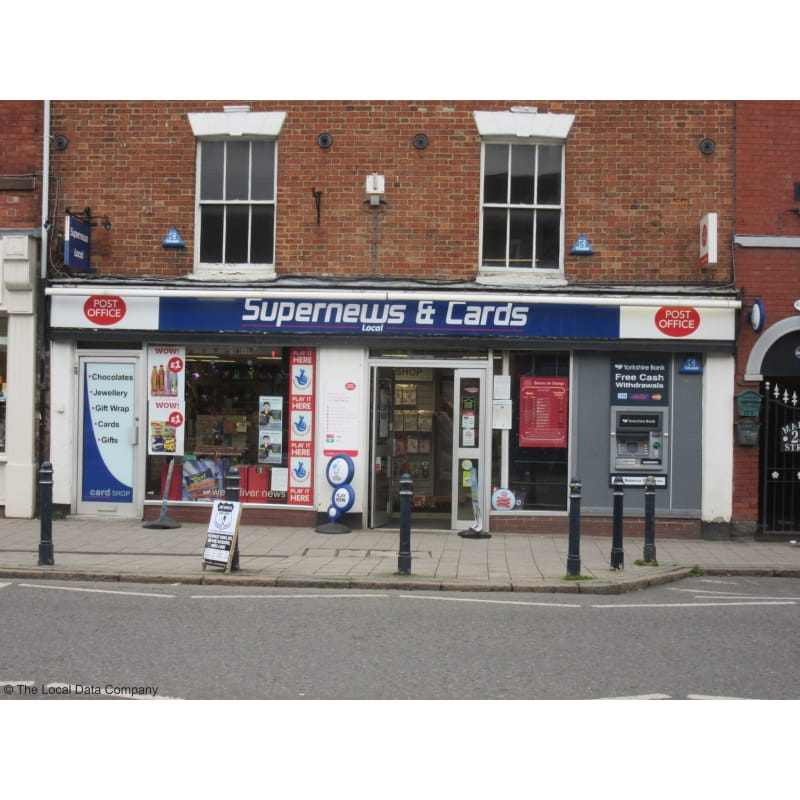Supernews cards local ashby de la zouch newsagents yell reheart Image collections