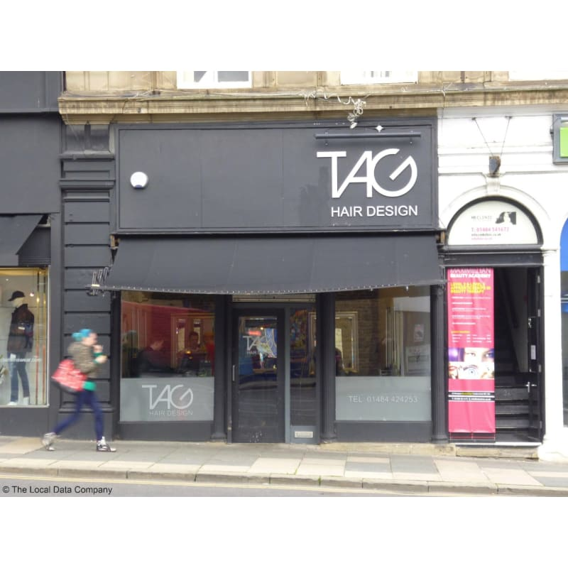 Tag Hair Design, HUDDERSFIELD | Hairdressers - Yell