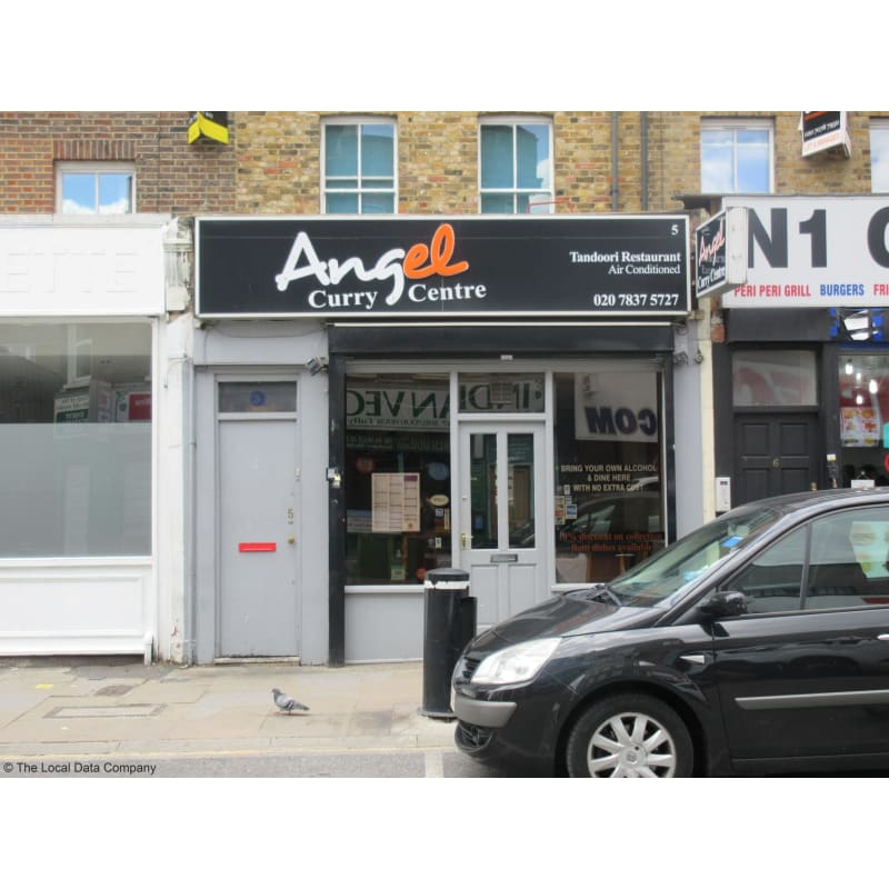 The Angel Curry Centre London Indian Restaurants Yell