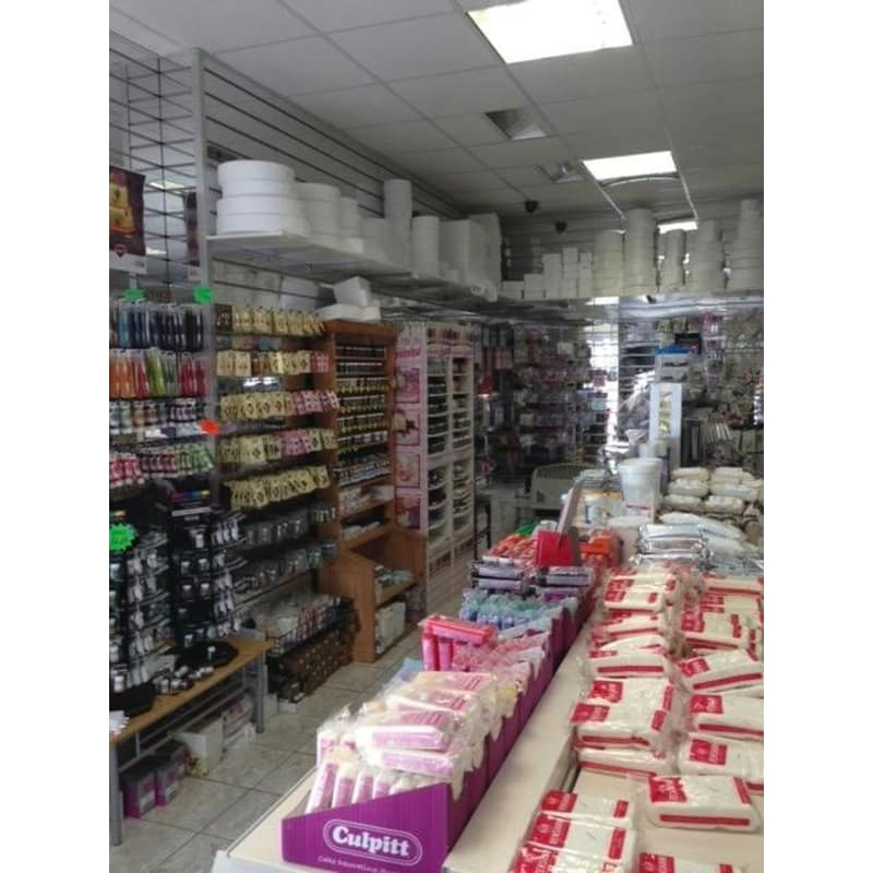 Crazy About Cakecraft Chesterfield Cake Decorating Supplies Yell