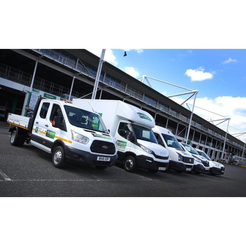Europcar Van Rental Edinburgh Van Hire Yell