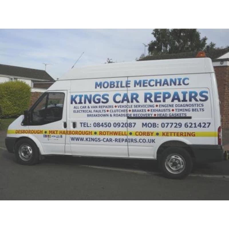 kings car repairs kettering mobile mechanics yell