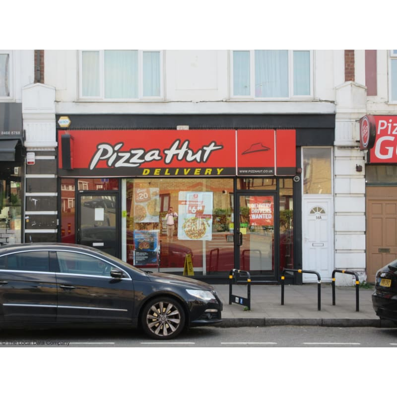 Pizza Hut Delivery Bromley Food Drink Delivered Yell
